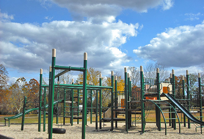 Hidden Cove Outdoor Resort playground