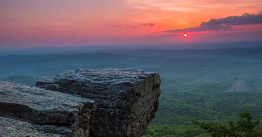 Cheaha Resort State Park2