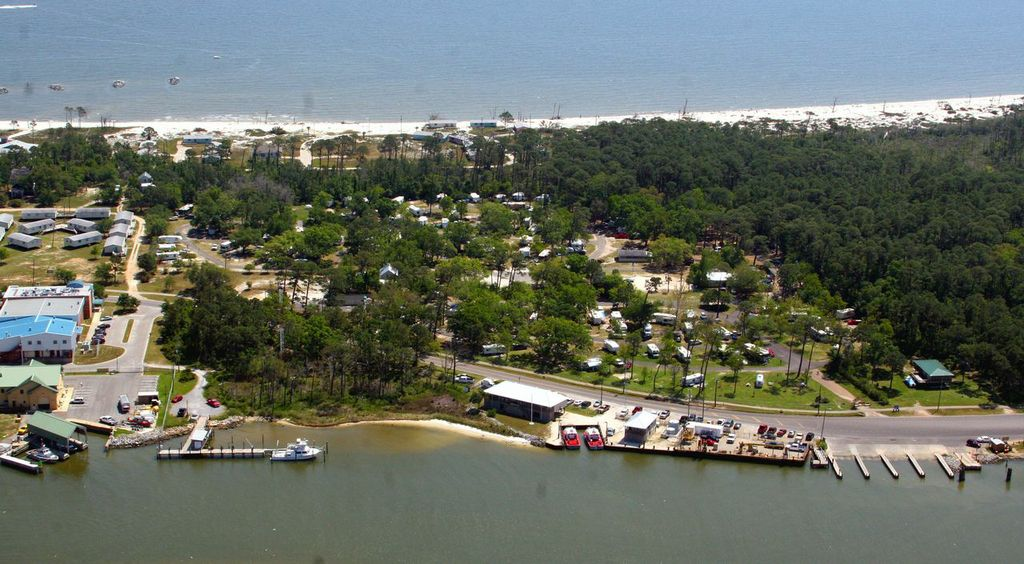 Dauphin Island Campground2