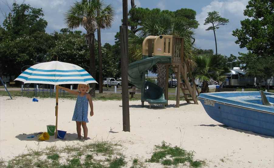 Dauphin Island Campground3