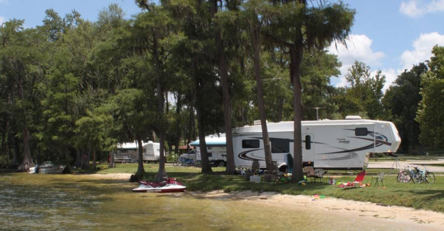 Lake Jackson RV Park at Florala2