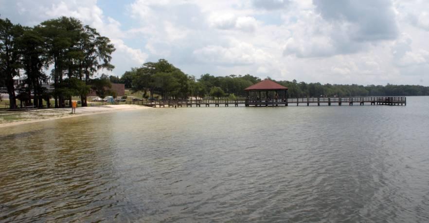 Lake Jackson RV Park at Florala3