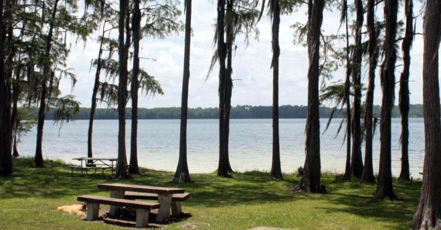 Lake Jackson RV Park at Florala5