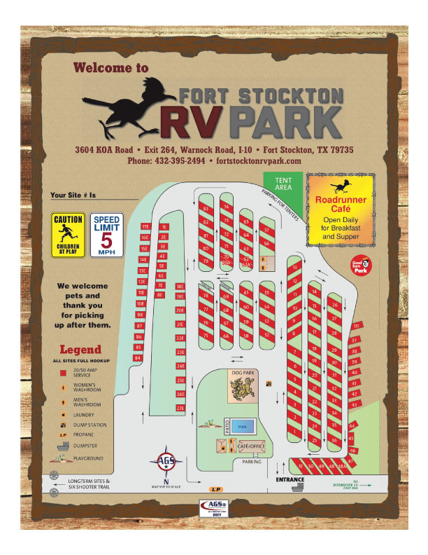 Ft Stockton RV Park
