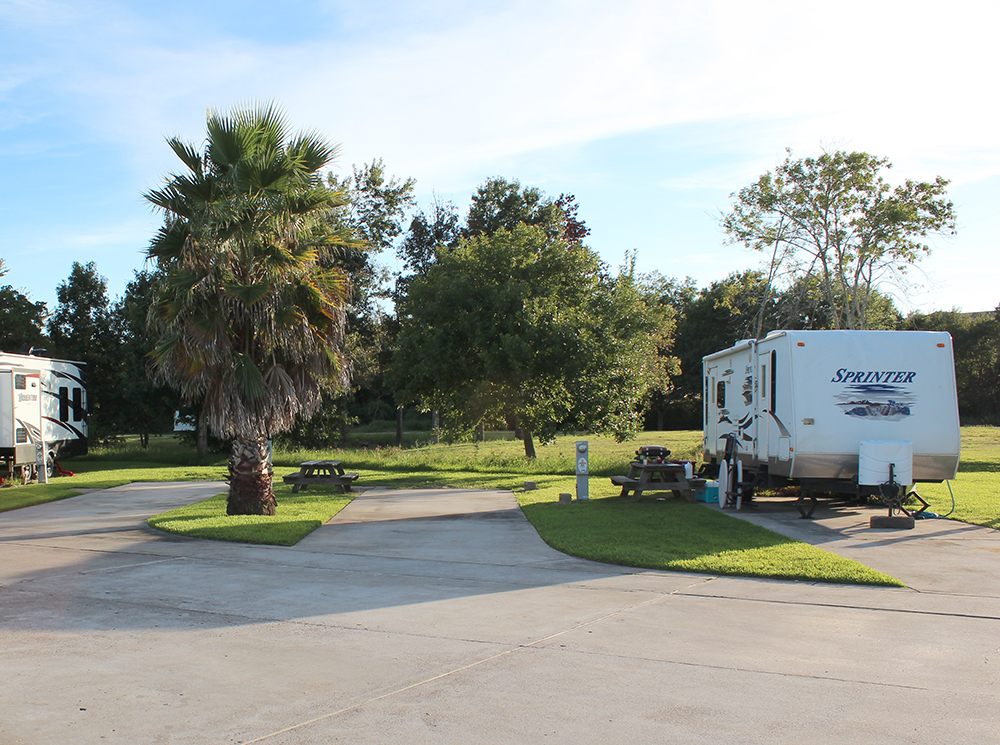 Marina Bay USA RV Resorts
